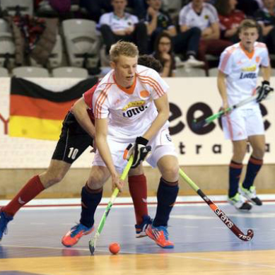Jochem Bakker Zaaltopper International HC Rotterdam