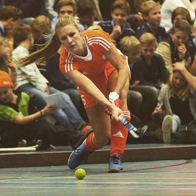 Sabine van Silfhout Zaalkampioen International